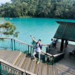 Kinh nghiệm đạp xe quanh Hồ Nhật Nguyệt trong 2h đồng hồ