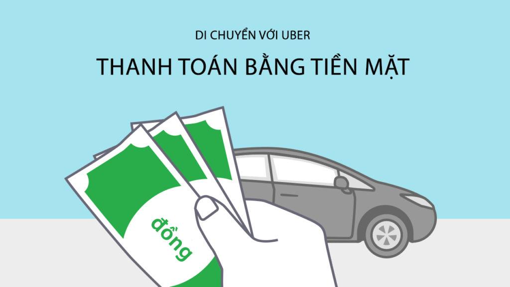 UberMoto Grab và Uber
