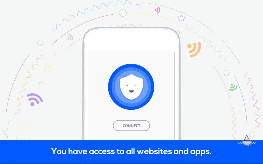 betternet VPN khi đi du lịch Trung Quốc