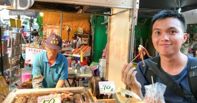 Thiên đường dành cho tín đồ ẩm thực tại Anping Old Street, Đài Nam