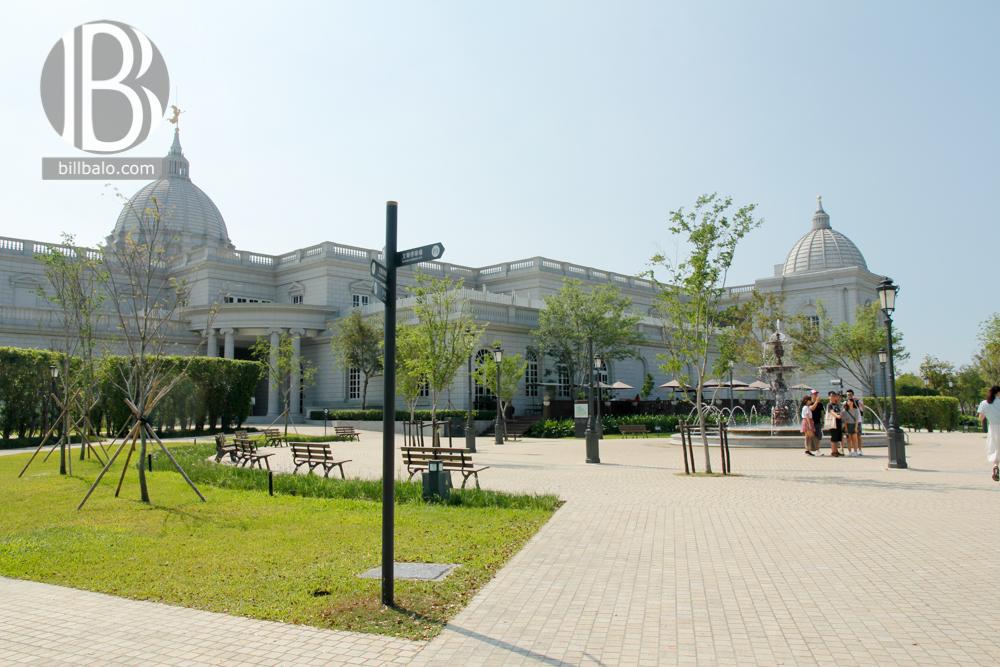 bảo tàng chimei museum