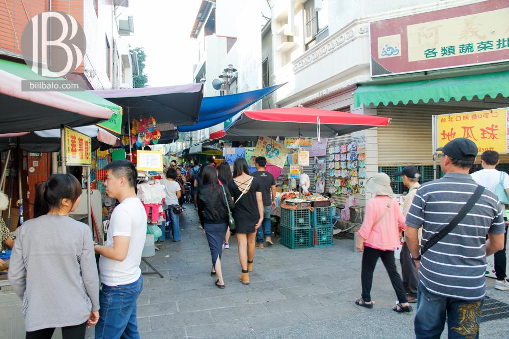 Phố cổ Anping Old Street ở Đài Nam