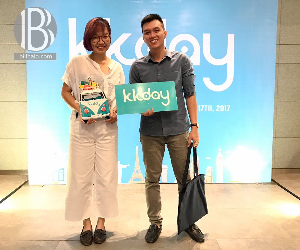 Mã giảm giá KKDay mới nhất chào Hè 2017 nhân dịp ra mắt tại Việt Nam