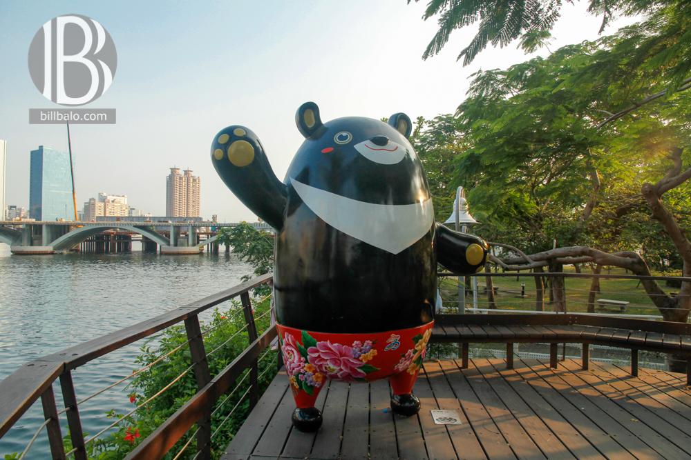 Love River ở Cao Hùng, Đài Loan