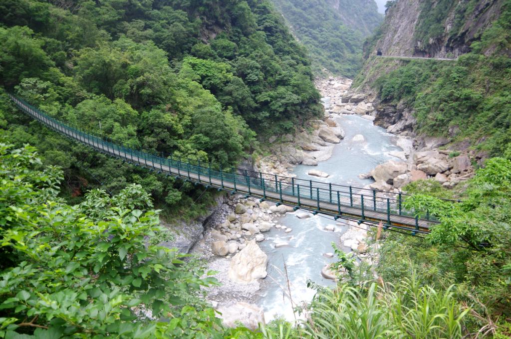 Hành trình 1 ngày Hoa Liên (Hualien) và công viên quốc gia Taroko (Taroko Gorge)