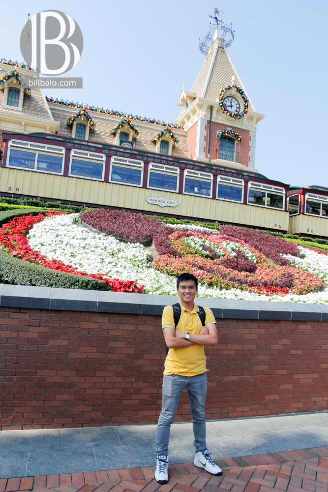 Hong Kong Disneyland Railroad – Fantasyland Station