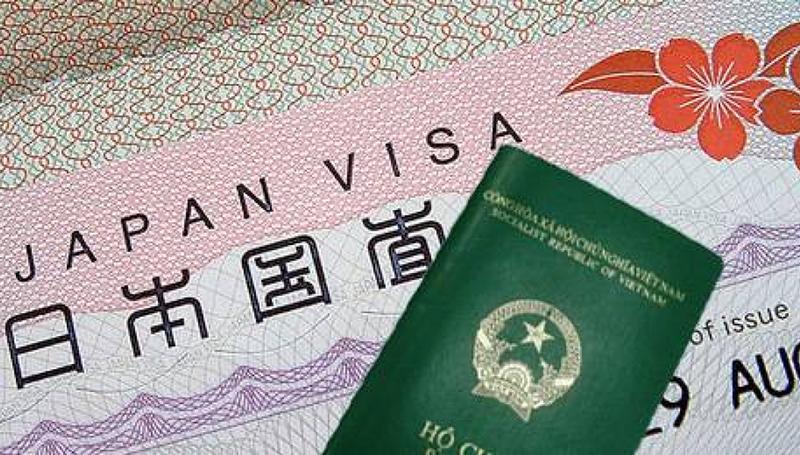 thư mời xin Visa đi Nhật