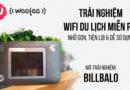 Wifi du lịch Weefee – Tiết kiệm, nhỏ gọn và dễ sử dụng khi đi du lịch tự túc