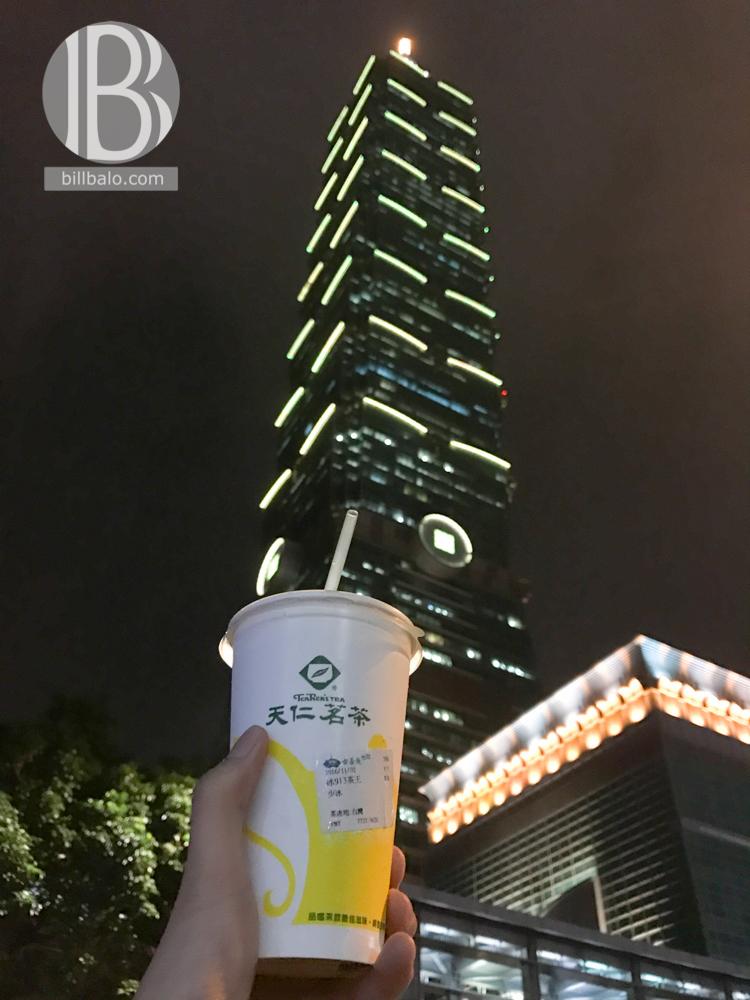 Trà sữa Ten Ren ở Đài Loan nổi tiếng với người bản địa như thế nào?