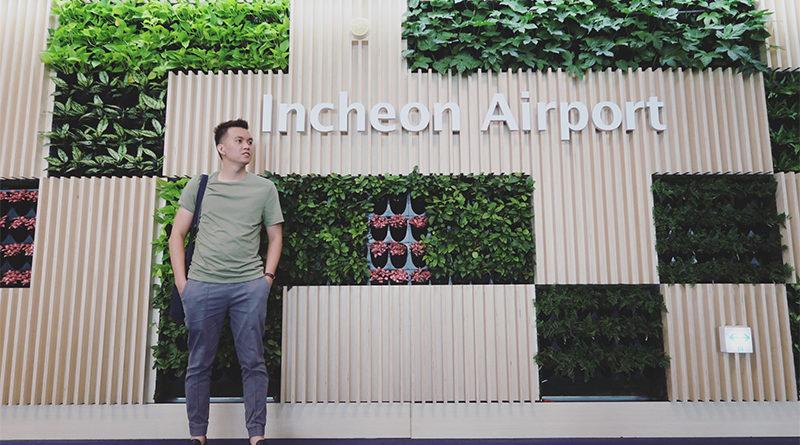 Những việc cần làm khi tới sân bay Incheon ở Seoul – Hàn Quốc