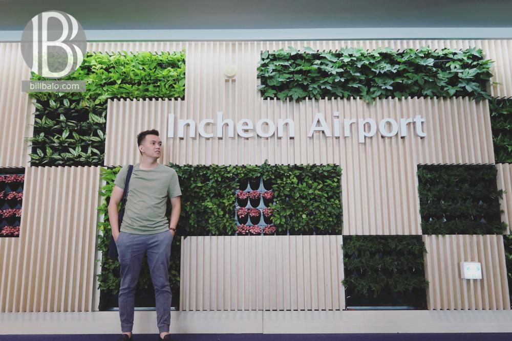 Những việc cần làm khi tới sân bay Incheon ở Seoul - Hàn Quốc