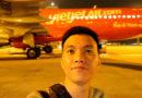 Review máy bay Vietjet Air đi Hàn Quốc từ Hồ Chí Minh