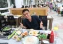 Trải nghiệm ăn Sashimi ở chợ cá Jagalchi Market, Busan