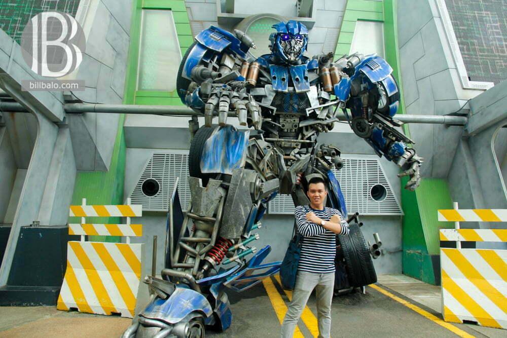 5 điều không thể bỏ qua ở Universal Studios Singapore (USS)