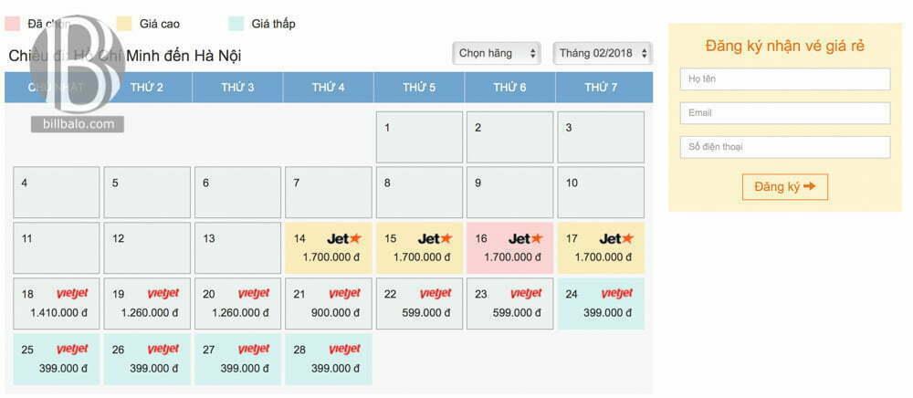 Hướng dẫn săn vé máy bay giá rẻ tại BestPrice - An toàn, nhiều ưu đãi