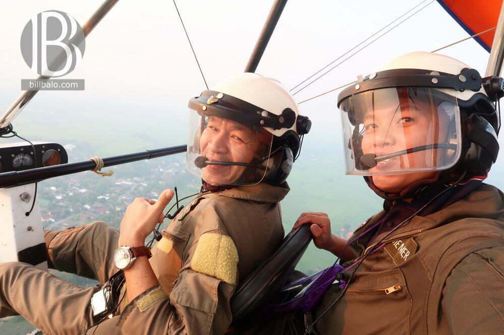 Du ngoạn Chiang Mai bằng máy bay Microlight -Microlight Flights Chiang Mai