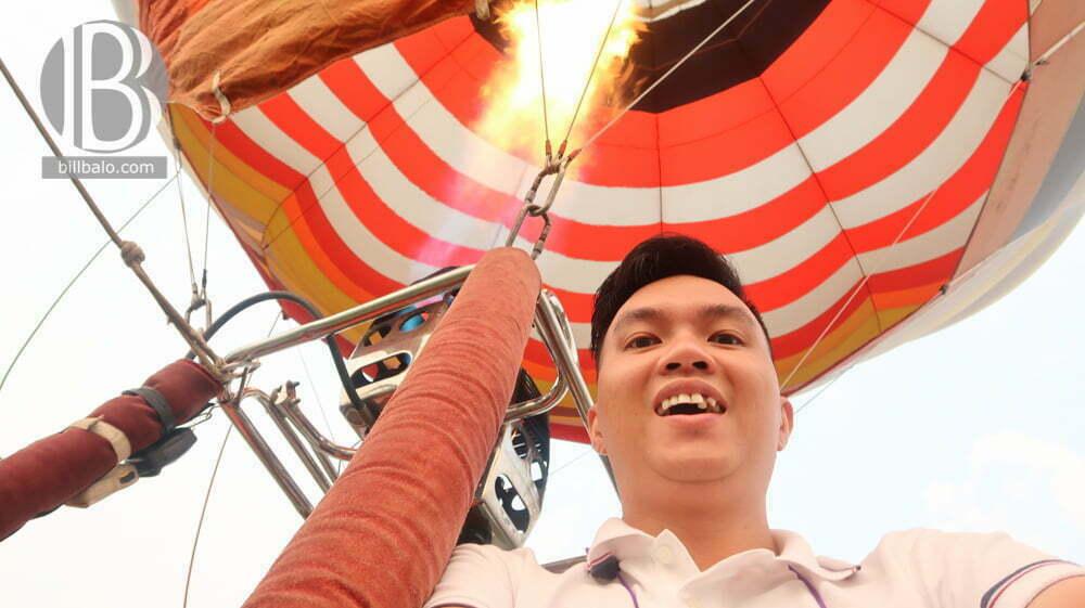 Trải nghiệm du ngoạn bằng khinh khí cầu ở Chiang Mai (Hot Air Balloon)