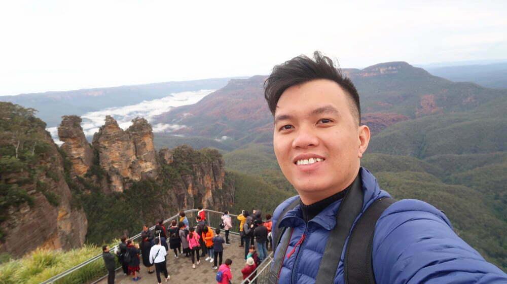 Một ngày đi Blue Mountains ở Sydney