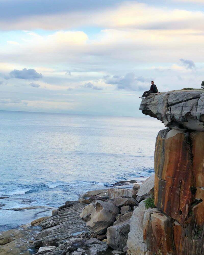 Đẹp không tưởng ở Watsons Bay Sydney