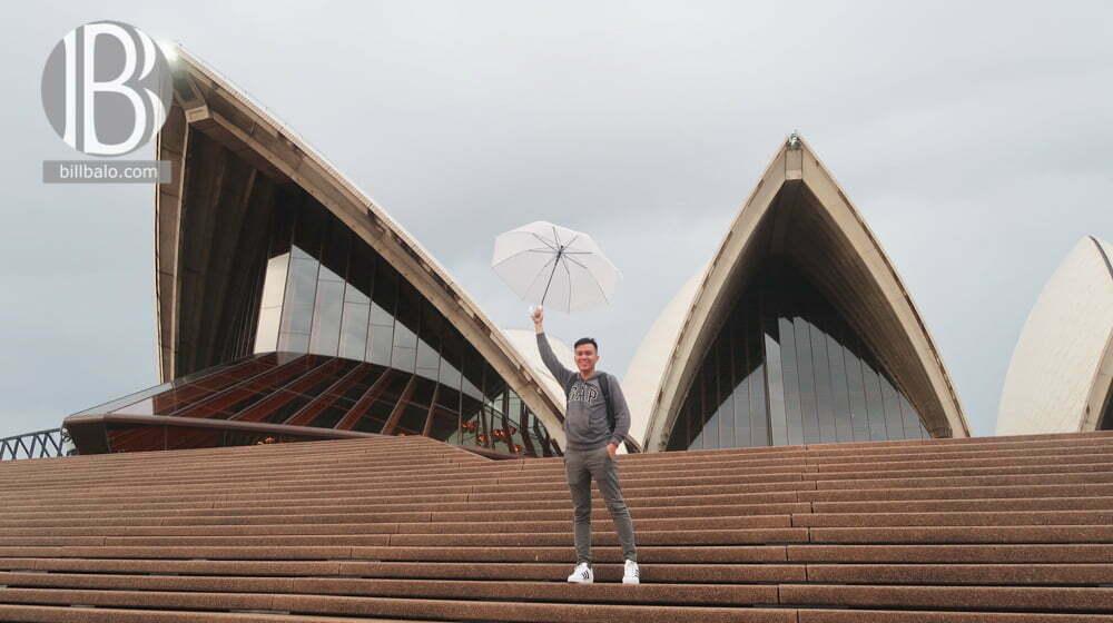 Những điểm ăn uống xung quanh nhà hát Sydney Opera House ở Úc