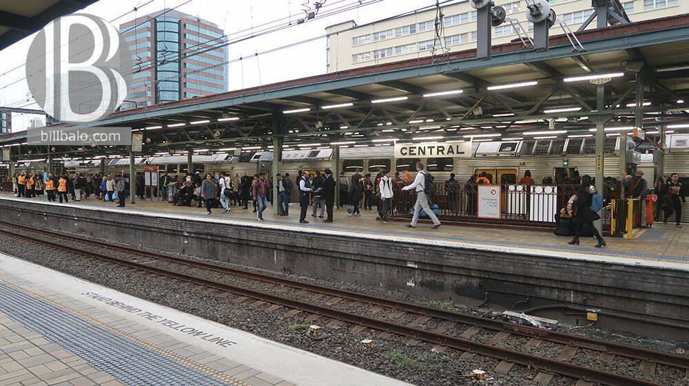 Kinh nghiệm sử dụng phương tiện giao thông công cộng ở Úc (Australia)