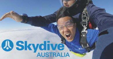 Trải nghiệm nhảy Skydive tuyệt đẹp trên biển Wollongong ở Úc (Sydney)