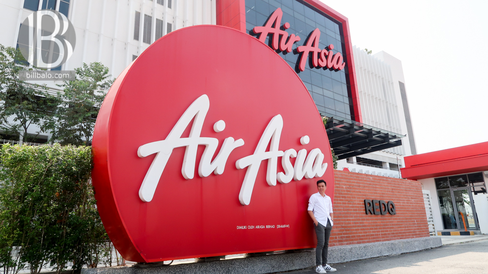 Khám phá văn phòng trụ sở RedQ của AirAsia tại Kuala Lumpur, Malaysia