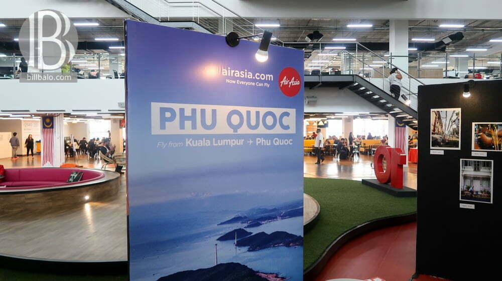 Thông tin đường bay từ Phú Quốc đi Kuala Lumpur