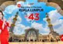 AirAsia mở đường bay từ Phú Quốc đi Kuala Lumpur giá chỉ từ 1.000.000đ