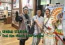 Sendai Station – Trái tim khám phá trung tâm thành phố Sendai