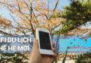 Wifi du lịch Gohub – Pin 30 tiếng, sử dụng 4G tốc độ cao không giới hạn