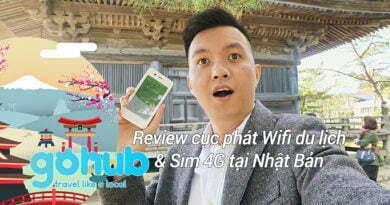 Kinh nghiệm thực tế: đi Nhật mua Sim 4G hay thuê cục phát Wifi?