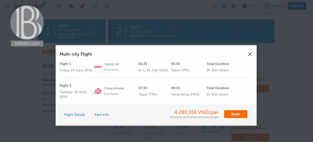 Săn vé máy bay giá rẻ cùng Traveloka và cái kết bất ngờ