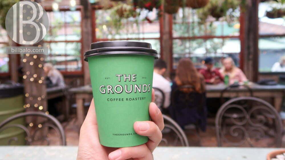 Sống ảo với quán cafe đẹp ở Sydney - The Grounds of Alexandria