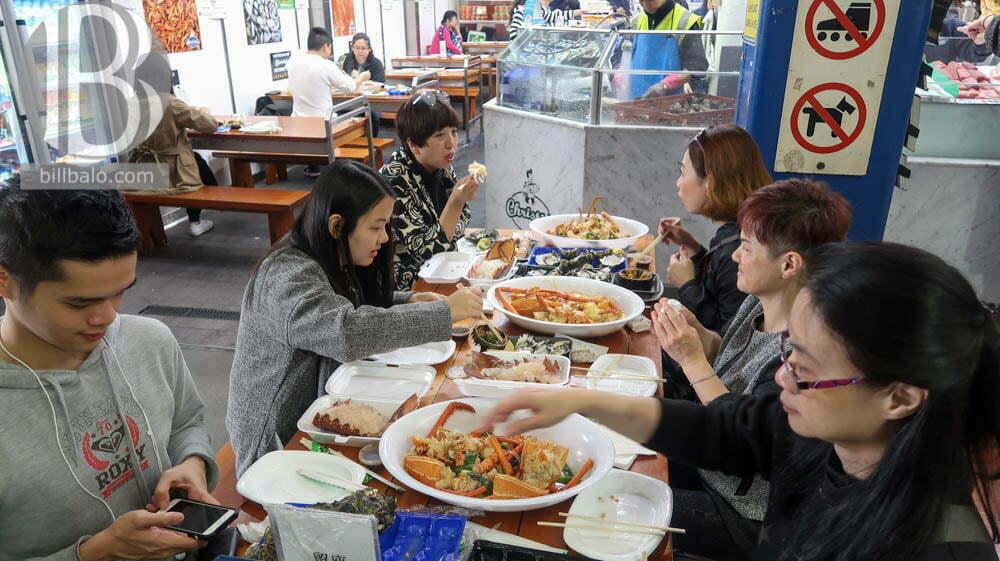 Toàn cảnh Sydney Fish Market