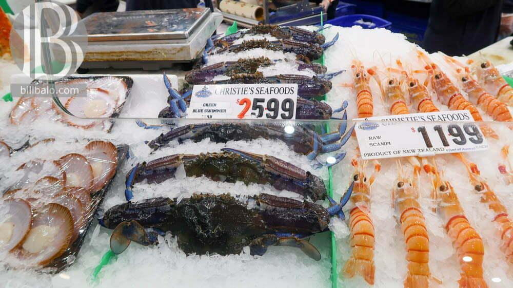 Chợ cá Sydney