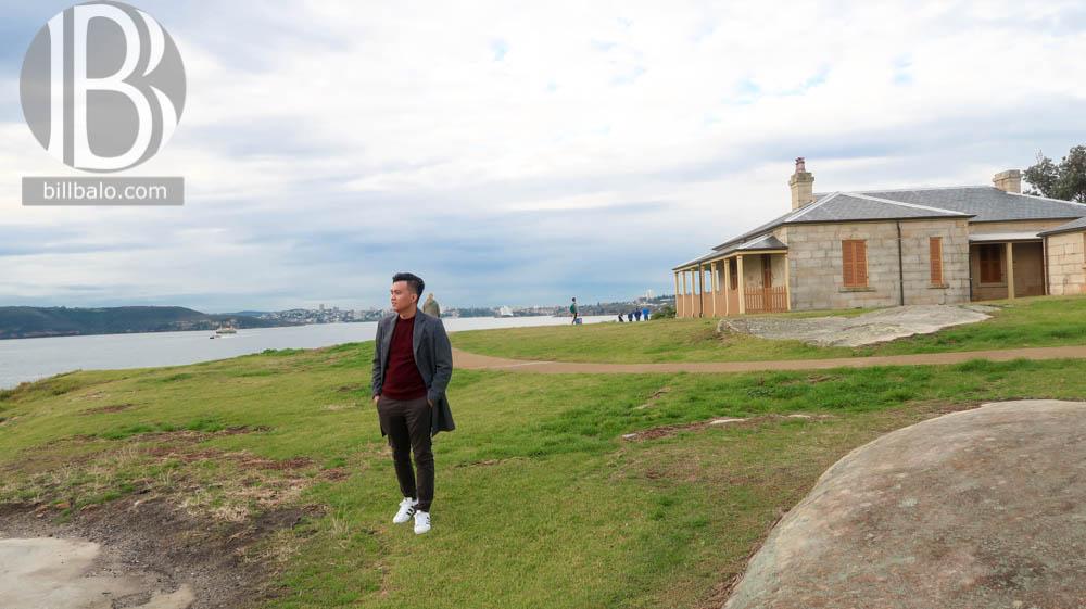 Phong cảnh tuyệt đẹp ở Vịnh Watsons Bay