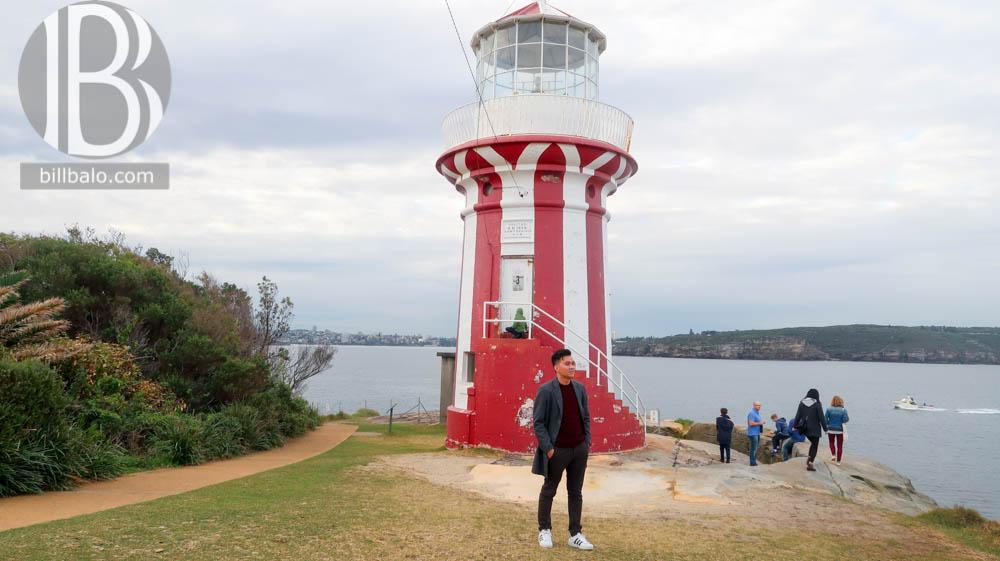 Ngọn hải đăng Watsons Bay ở Sydney - Hornby Lighthouse
