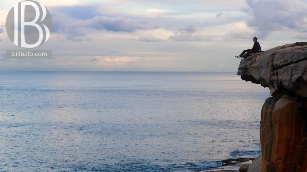 the gap vách đá tự tử ở watsons bay