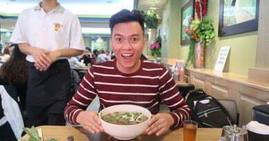 Tới khu người Việt Bankstown ăn Tô phở An ở Syndey 16.5$