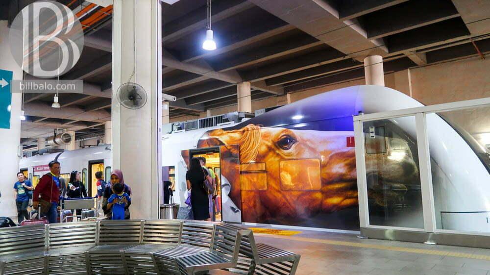Những điều cần biết khi tới sân bay KLIA 2 ở Kuala Lumpur, Malaysia