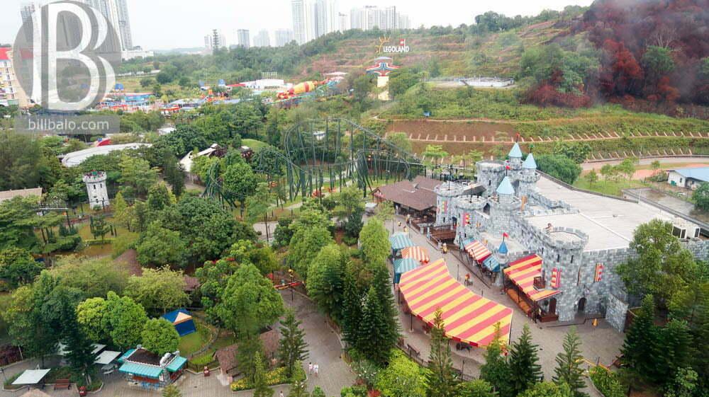 Hướng dẫn đi Legoland Malaysia từ Singapore