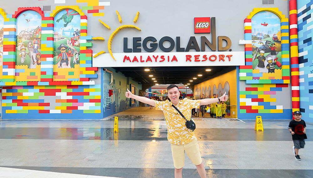 Kinh nghiệm đi Legoland Malaysia ở Johor Bahru - từ A tới Z
