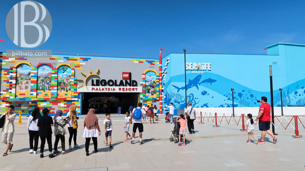 Trải nghiệm công viên Legoland Malaysia độc đáo ở Johor Bahru