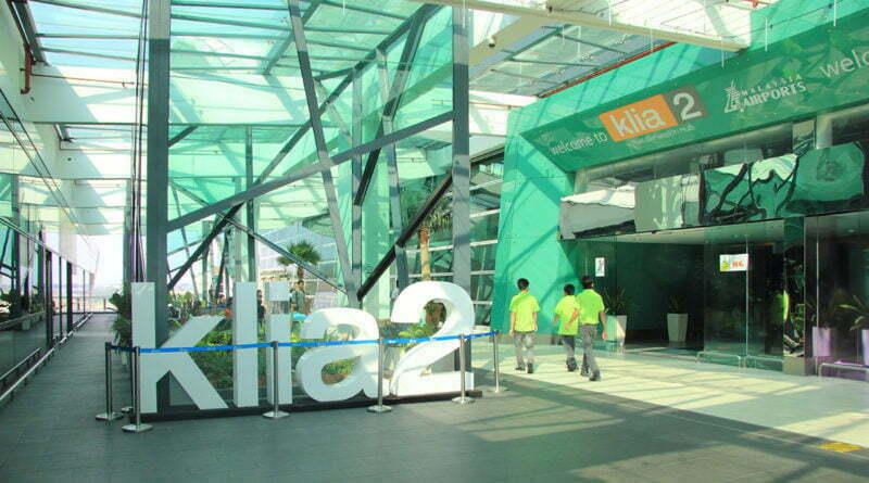 sân bay KLIA 2