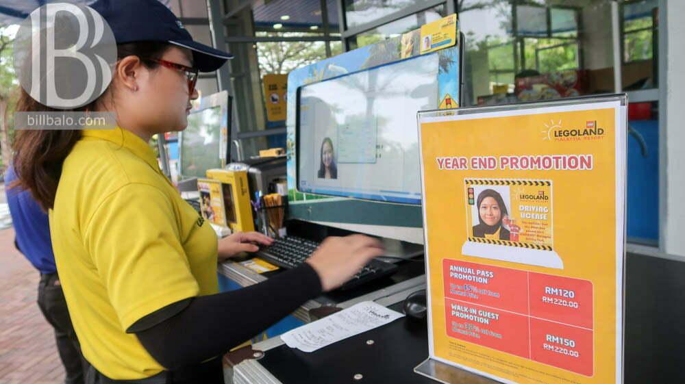 Khám phá toàn cảnh công viên Legoland Malaysia có gì?