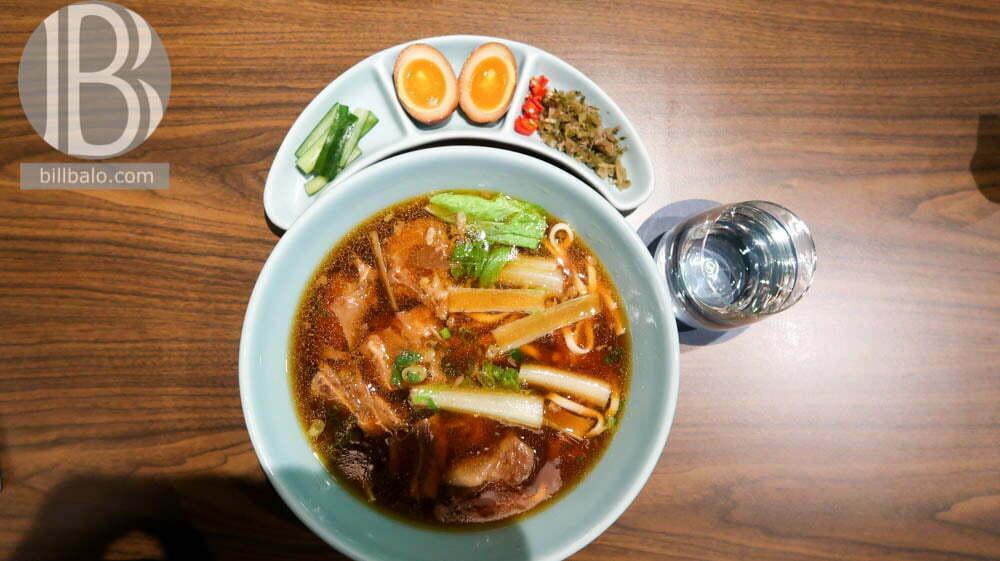 Thưởng thức Mỳ bò Đài Loan tại khách sạn Sheraton