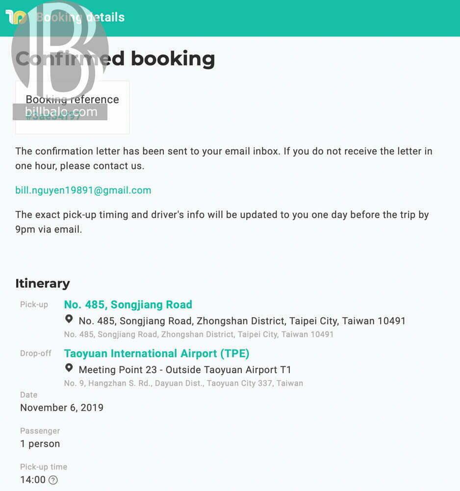 Tripool - Dịch vụ vận chuyển du lịch ở Đài Loan rẻ hơn Uber 40% OFF
