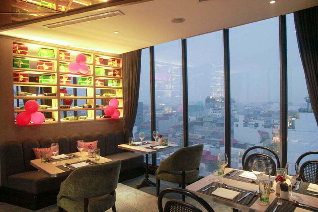 Đặt phòng khách sạn Hà Nội gần Hồ Hoàn Kiếm, trung tâm phố cổ Hà Nội