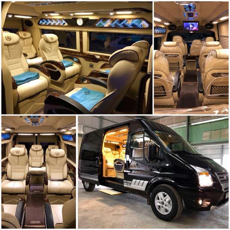 Du lịch Đà Lạt bằng xe Limousine
